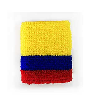 Vamos Colombia - Colombia Wristband