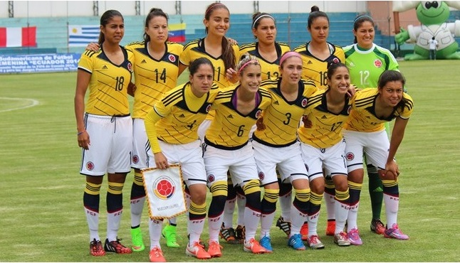 Colombia en Canadá – Women's World Cup Soccer 2015