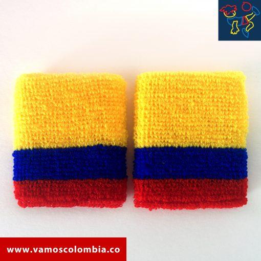 Vamos Colombia - Wristband sweatband manilla