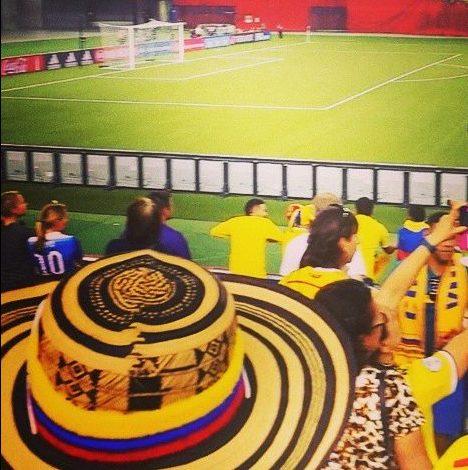 Colombia Sombrero Vueltiao Hat Band