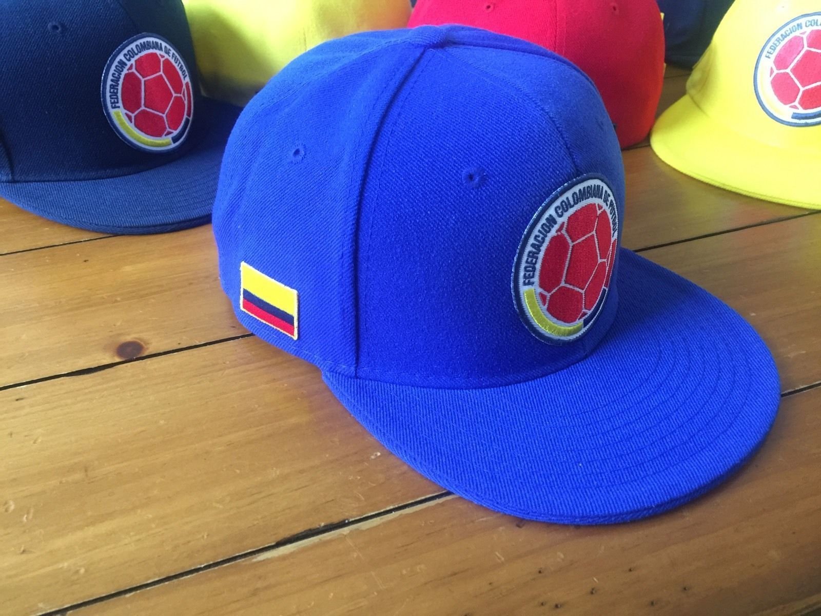 Colombian Product, Colombia, Colombian, Baseball Cap,
