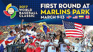 WBC World Baseball Classic Colombia Tickets