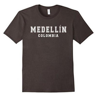 Colombia t-shirt Medellin