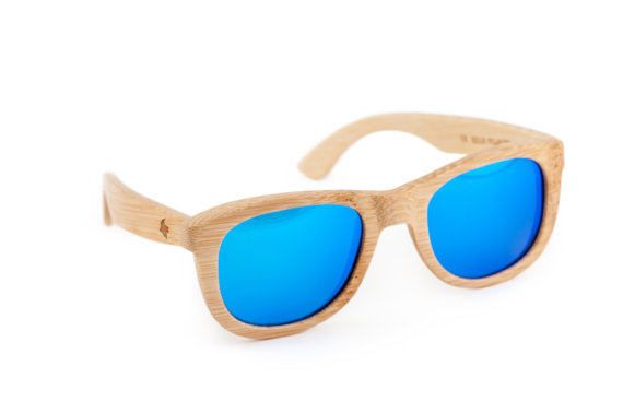 Colombia Wood Wooden Sunglasses