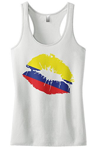 Colombia Kiss Tank Top
