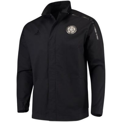 Product 2018 Colombia Official Black Jacket