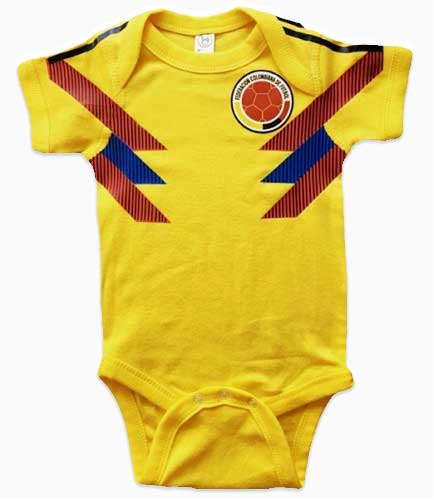 baby-colombia-soccer-jersey-2018-nologo