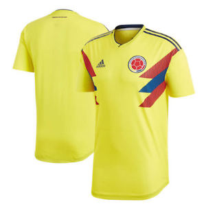 Colombia authentic soccer jersey