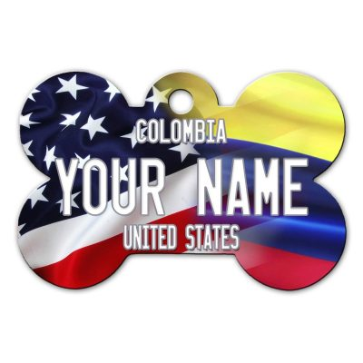 Colombia - Dog Tag