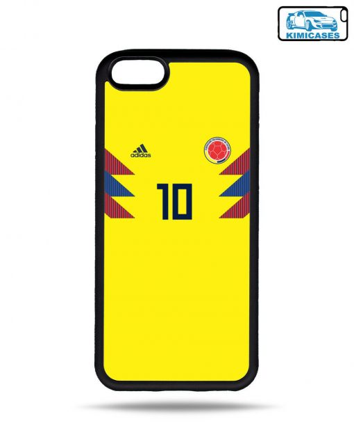 iPhone Case Colombia Jersey Yellow