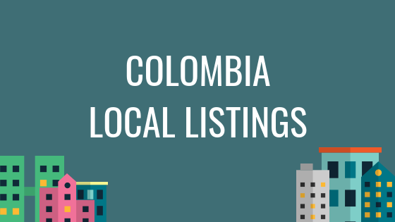Colombia Local Directory and LIsting