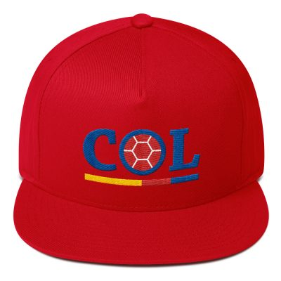 COL snapback hat Colombia Soccer