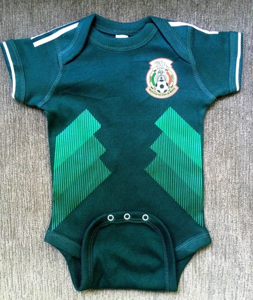 Mexico Baby Onesie
