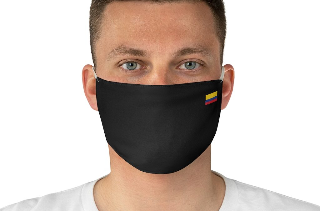 Colombian COVID-19 Face Masks