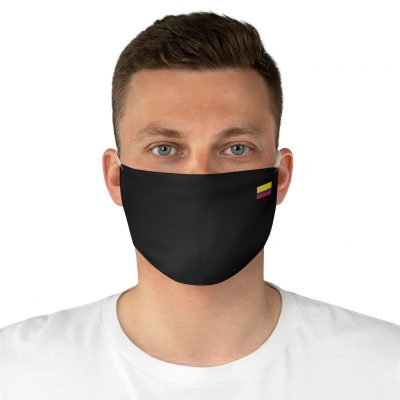 Colombian Flag Face Mask