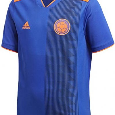 Colombia Away Soccer Jersey Youth